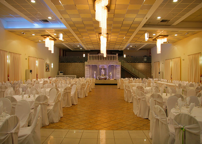 Banquet Hall In Parnitha Domaine Weddings Varibobi